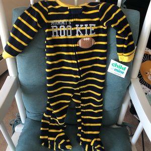 NWT Fleece Pajamas